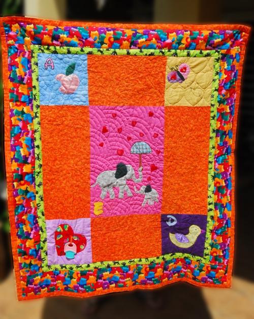 Erin's Baby Blanket